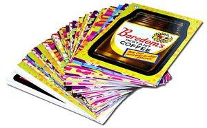 2008 WACKY PACKAGES FLASHBACK1 {FB1} COMPLETE 72 STICKER CARD SET. L@@K