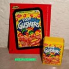 "WACKY PACKAGES ERASER SERIES 2 ""FOOT GUSHERS"" ERASER & MATCHING STICKER #5"