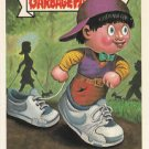 "1988 GARBAGE PAIL KIDS ORIGINAL 15th SERIES ""SHOE LACEY"" #612a NDC NM"
