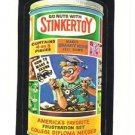 "TOPPS WACKY PACKAGES 1986 SERIES ALBUM STICKER ""STINKERTOY"" #69 ONLY 99 CENTS"