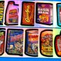 "2006 WACKY PACKAGES {ANS3} ALL NEW SERIES 3 COMPLETE SET OF ""FOILS"" + WRAPPER"