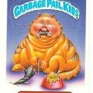 "1986 GARBAGE PAIL KIDS ORIGINAL 4TH SERIES ""CATTY KATHY"" #159a STICKER CARD"