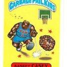 "1986 GARBAGE PAIL KIDS ORIGINAL 4TH SERIES ""BASKET CASEY"" #154a STICKER CARD"