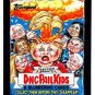 2016 WACKY PACKAGES/GARBAGE PAIL KIDS EXCLUSIVE LOT OF 5 LIMITED EDITION CARDS