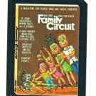"TOPPS WACKY PACKAGES 1982 SERIES ALBUM STICKER ""FAMILY CIRCUIT"" #89"