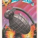 "1987 GARBAGE PAIL KIDS ORIGINAL 9TH SERIES ""SHRAP NELL"" #365a  NM"
