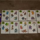 2013 GARBAGE PAIL KIDS BRAND NEW SERIES 3 {BNS3} STICKER SCENE COMPLETE SET