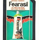 "1986 WACKY PACKAGES ALBUM SERIES STICKER ""FEARASIL"" #63 ONLY 99 CENTS"