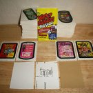 2011 WACKY PACKAGES OLD SCHOOL SERIES 3 LOT OF 30 DIFFERENT STICKERS MIXED BACKS