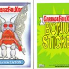"2014 GARBAGE PAIL KIDS 1ST SERIES BONUS STICKER  ""SWEATER EATON"" B9b NM"