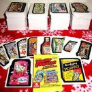 2005 WACKY PACKAGES ALL NEW SERIES 2 {ANS2} LOT OF 30 DIFFERENT STICKER CARDS