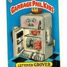 "1987 GARBAGE PAIL KIDS ORIGINAL 8TH SERIES ""LEFTOVER GROVER"" #306b NM"