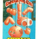 "1987 GARBAGE PAIL KIDS ORIGINAL 8TH SERIES ""DANG LEN"" #312b NM"