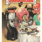 "1988 GARBAGE PAIL KIDS ORIGINAL 13th SERIES ""BARFIN'MARVIN"" #518a  NM"