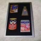 2014 WACKY PACKAGES CHROME SERIES 1  WACKY ADS #16 CARD