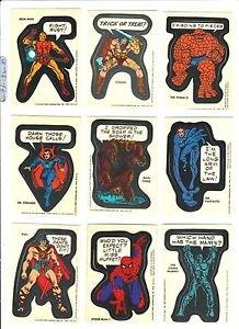 MARVEL COMIC SUPER HERO CARDS (PICK 1) SINGLE  L@@K!!