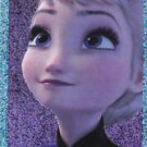 PANINI DISNEY FROZEN ALBUM STICKER #E4 SHINY FOIL-  HARD TO FIND!