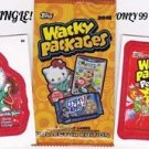 2015 WACKY PACKAGES SERIES 1 RED BORDER STICKERS *PICK-A-SINGLE* #'S 56-110 NM