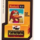 "1974 WACKY PACKAGES WONDER BREAD 2nd SERIES ""KODUCK"" STICKER"