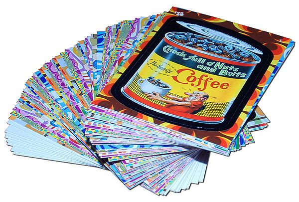 2008 WACKY PACKAGE FLASHBACK 2 {FB2} SINGLES (PICK ONE) ONLY $1 EACH