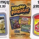 2013 WACKY PACKAGES ALL NEW SERIES 11 (ANS11) SILVERS*PICK ONE*COMPLETE YOUR SET