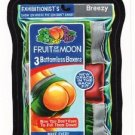 "2013 WACKY PACKAGES ALL NEW SERIES 11 {ANS11} ""FRUIT OF THE MOON"" #55 STICKER"
