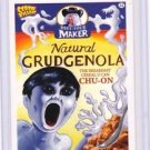 "2012 CEREAL KILLERS 1ST SERIES ""NATURAL GRUDGENOLA"" #22 STICKER-ONLY 99 CENTS"