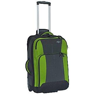 Eagle Creek Hovercraft 25 inch Wheeled Upright Suitcase - Tree Frog