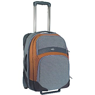 Eagle Creek Tarmac 20 inch Upright Suitcase - Sienna