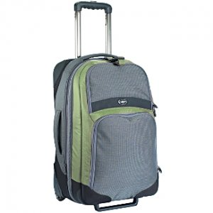 Eagle Creek Tarmac 22 inch Expandable Upright Suitcase - Palm