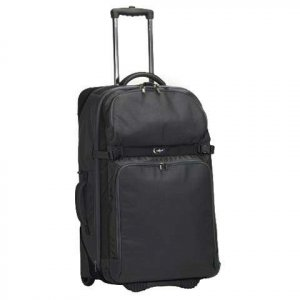 Eagle Creek Tarmac 28 inch Expandable Upright Suitcase - Black