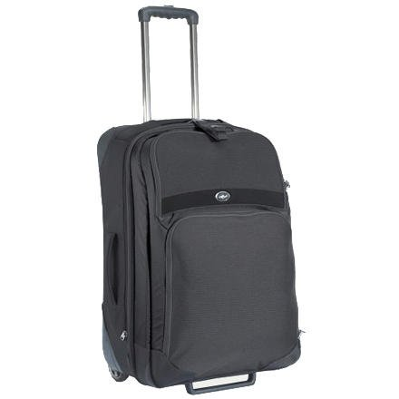 Eagle Creek Tarmac 25 inch Expandable Upright Suitcase - Black