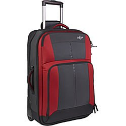 Eagle Creek Hovercraft 22 inch Wheeled Carry On Suitcase - Tomato