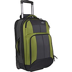 Eagle Creek Hovercraft 20 inch Wheeled Carry On Suitcase - Tree Frog
