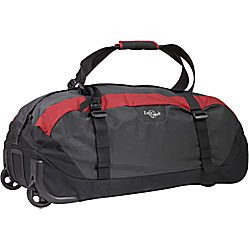 Eagle Creek Big Rig 30 inch Wheeled Duffel Bag - Tomato
