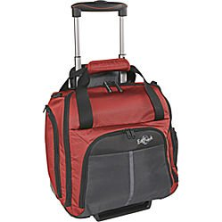 Eagle Creek Wheeled Underseat Tote - Tomato