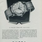 1951 Omega Watch Company Omega Seamaster A Major Wartime Sucess Vintage 1951 Swiss Ad Suisse Advert