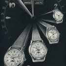 1953 Orfina Watch Company Switzerland Vintage 1953 Swiss Ad Suisse Advert Horology Horlogerie