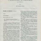 1962 LeCoultre No. 815 La Montre Suisse A Remontage Automatique 1962 Swiss Magazine Article Horology