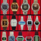 Atlantic Watch Company Switzerland Vintage 1976 Swiss Ad Suisse Advert Horology