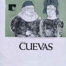 1970 Jose Luis Cuevas Borgia Vintage 1970 Art Ad Advertisement