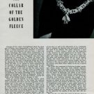 1950 The Collar of the Golden Fleece Vintage 1950 Swiss Magazine Article