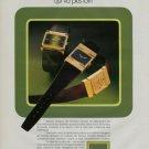 1976 Technos Watch Company Switzerland Vintage 1976 Swiss Ad Suisse Advert Horology