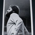 1970 Michelangelo Pistoletto Vintage 1970 Art Exhibition Ad Advert Galleria Dell'Ariete, Milano