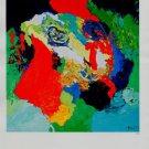 Karel Appel Visage-Paysage Art Ad Advertisement