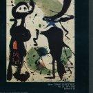 Joan Miro Grans Rupestres No. 23 1980 Art Ad Advert Advertisement