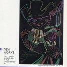 Mihail Chemiakin The Nobleman 1985 Art Exhibition Ad Advert Bowles Hopkins Gallery