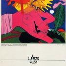 Corneille 1987 Art Ad Sleeping Beauty