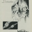 1949 Mildia Watch Company La Chaux-de-Fonds Switzerland Vintage 1949 Swiss Ad Suisse Advert