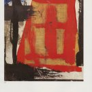 Franz Kline (1952) Art Ad